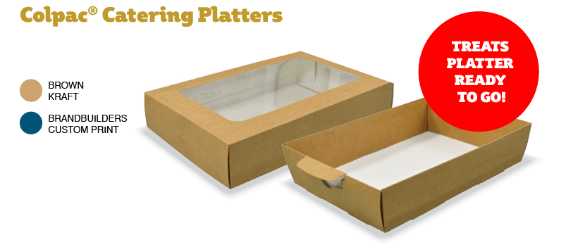 Colpac® Catering Platters