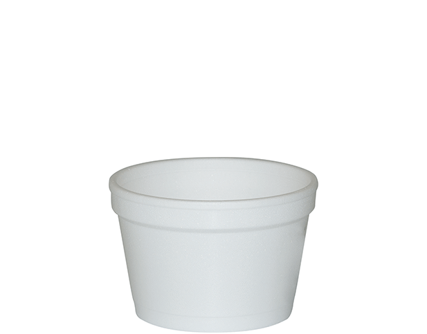Megafoam® Round Food Containers (110ml)