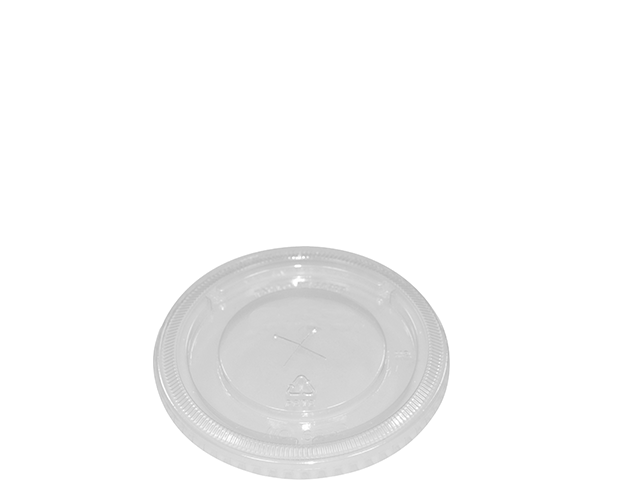 Flat Lids for Costwise® Plastic Cups (285 & 340ml)