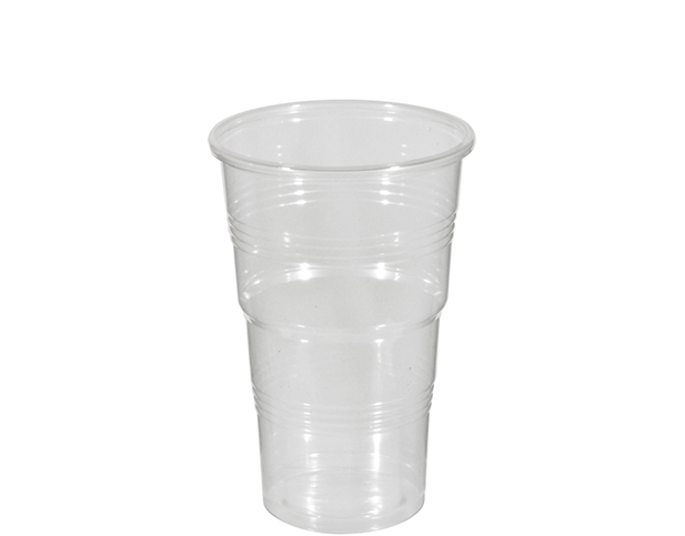 Costwise® Clear Plastic Cups (340ml)