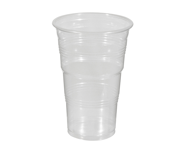 Costwise® Clear Plastic Cups (425ml)