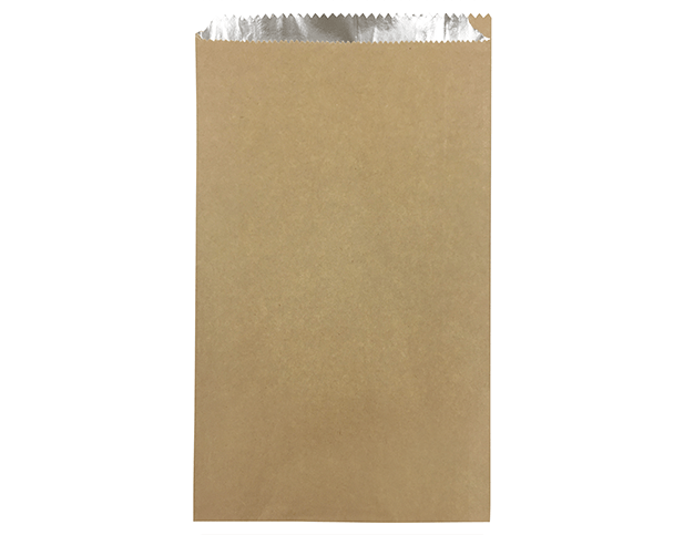 Foil Lined Paper Bags (Extra Large Brown)