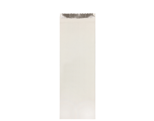 Foil Lined Paper Bags (Long Roll White)