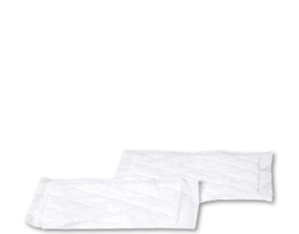 Foam Tray Soaker Pads (White)