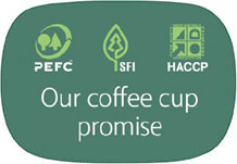 Coffee Cup Promise
